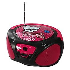 Monster High - Cd Boombox