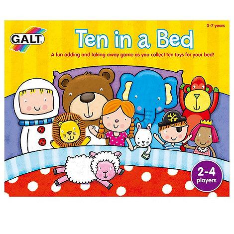 Galt - Ten in a Bed