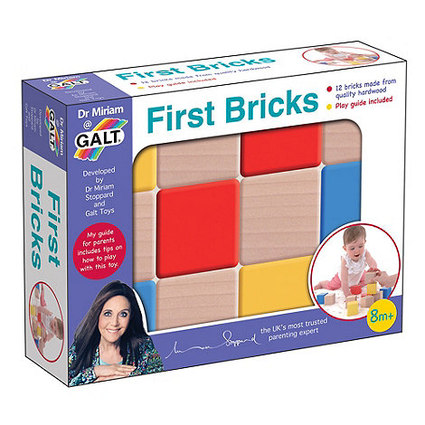 Galt - Dr Miriam First bricks