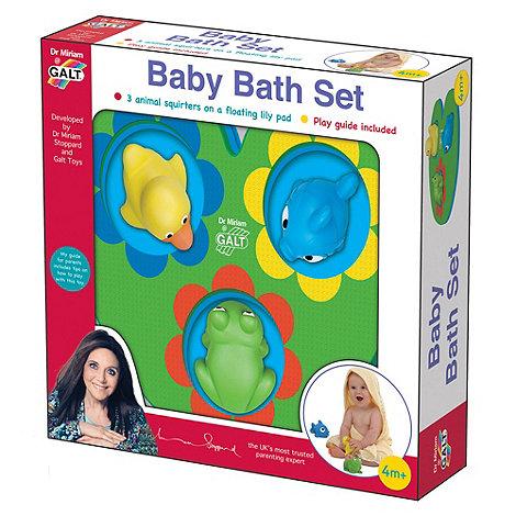 Galt - Dr Miriam Baby Bath Set