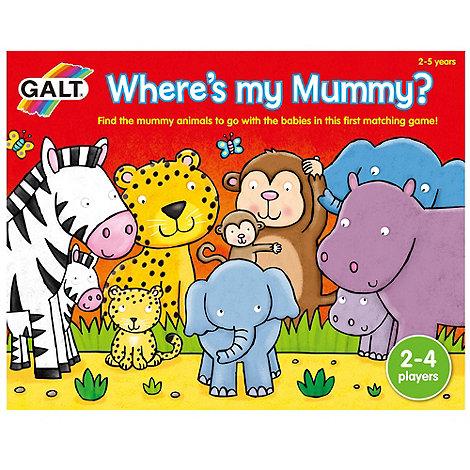 Galt - Where+s my Mummy Game