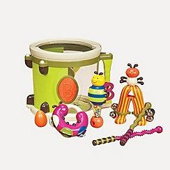 B. - Parum Pum Pum Instrument Set