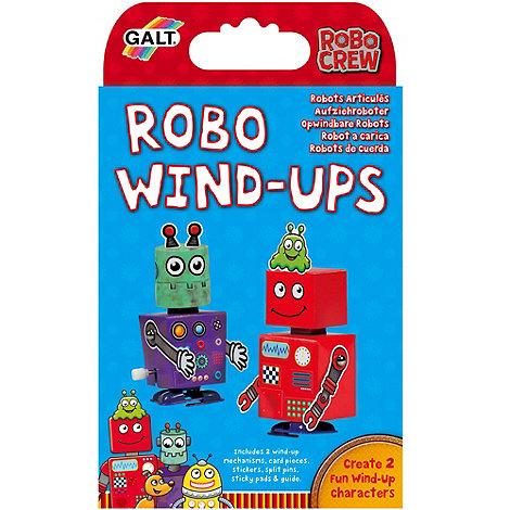 Galt - Robo Wind Ups