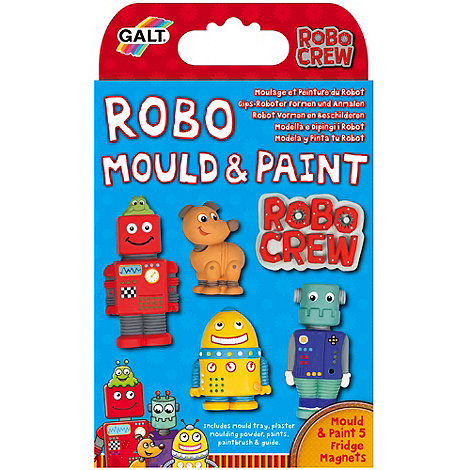 Galt - Robo Mould & Paint