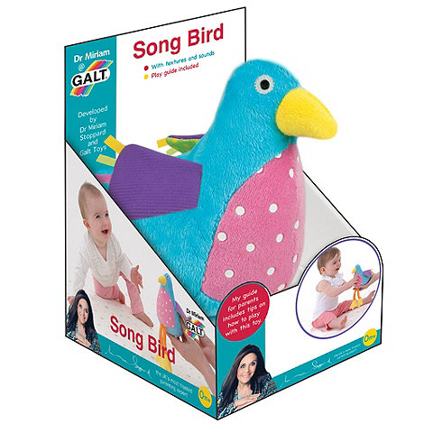 Galt - Dr Miriam Plush Song Bird