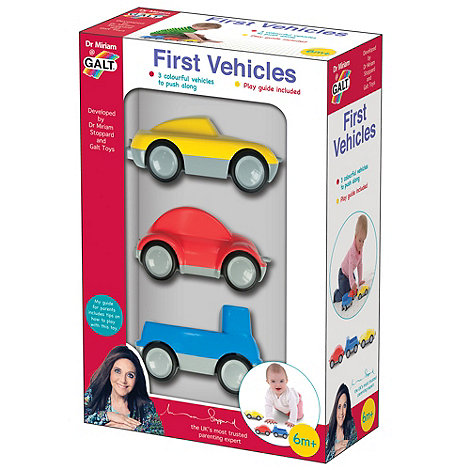 Galt - Dr Miriam First Vehicles