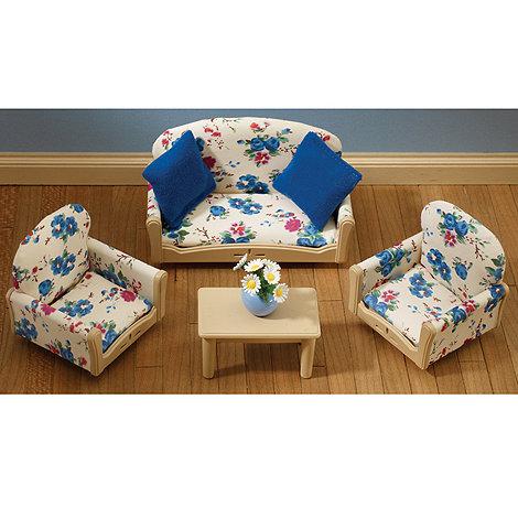 Sylvanian Families - Sofa & Armchairs Set