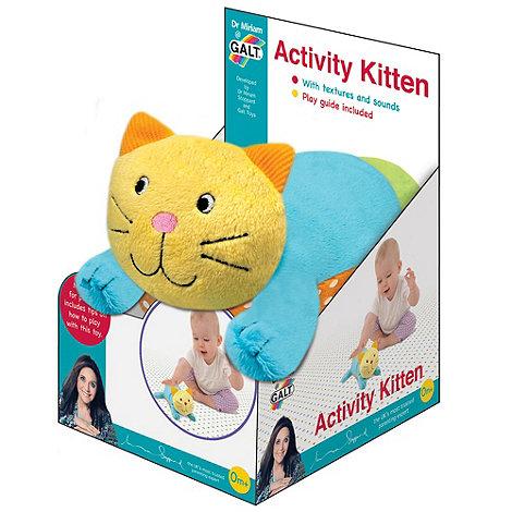 Galt - Dr Miriam Activity Kitten