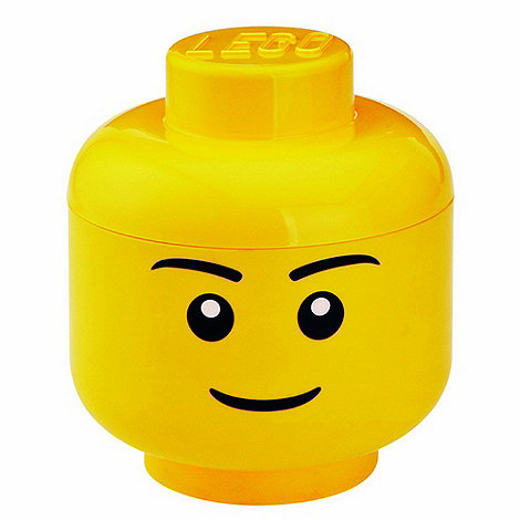LEGO - Storage Head Small Boy