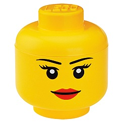 Lego - Storage Head Small Girl