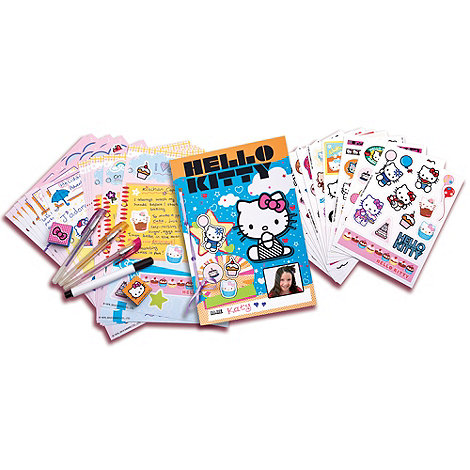 Hello Kitty - Magazine maker