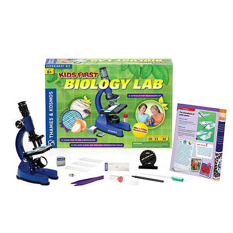 Thames & Kosmos - Kids First Biology Lab