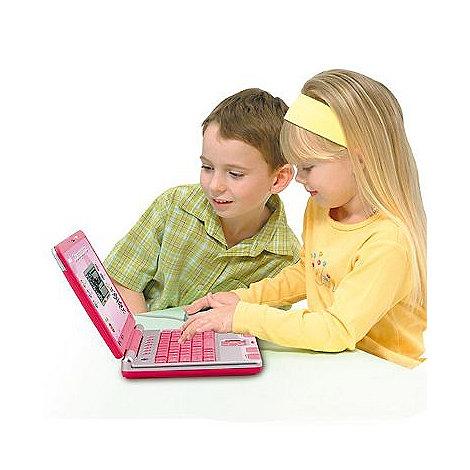 VTech - Pink challenger laptop
