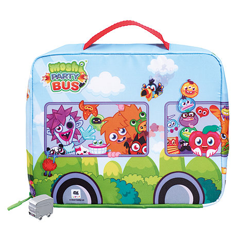 Moshi Monsters - Moshi Party Bus