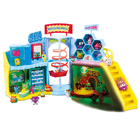 Moshi Monsters - Moshling Mall