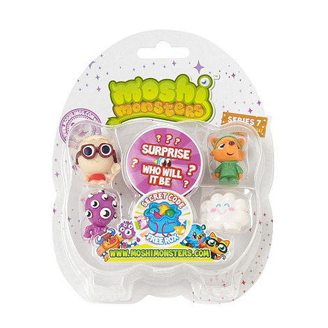 Moshi Monsters - Moshi Collectables - Series 7