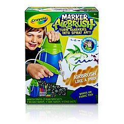 Crayola - Marker Airbrush