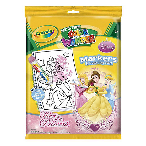 Disney Princess - Colour Wonder