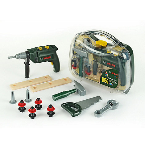 Bosch - Tool case & drill toy