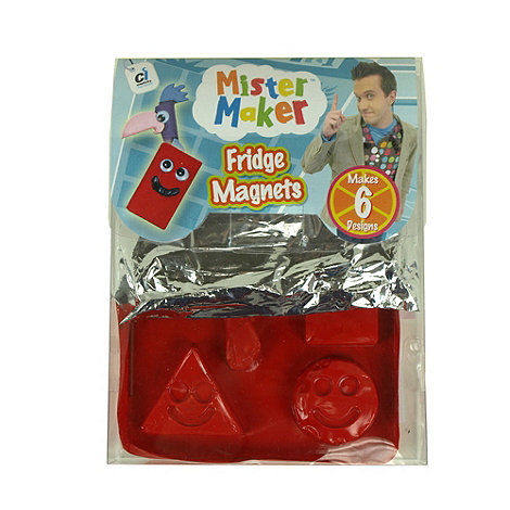 Mister Maker - Fridge magnets