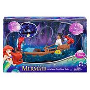 Disney Princess The Little Mermaid - Ariel and Eric's Boat Ride