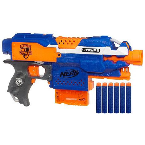 Nerf - N-Strike Elite Stryfe Semi Auto Mag Fed Blaster