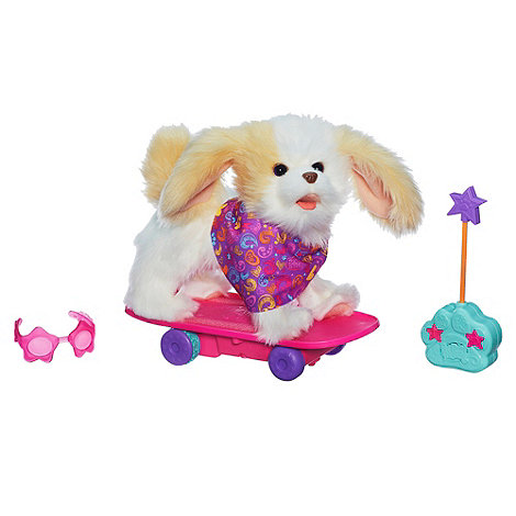 FurReal Friends - Trixie The Skateboarding Pup Rc