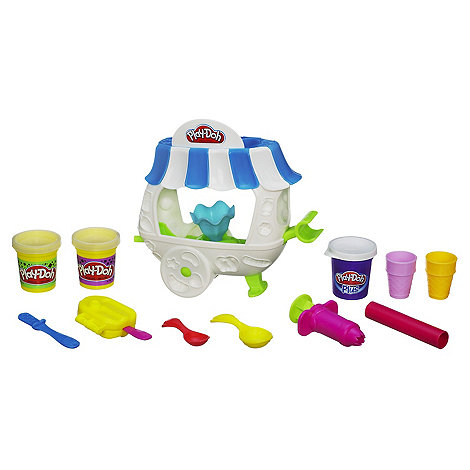 Play-Doh - Ice Cream Sundae Cart