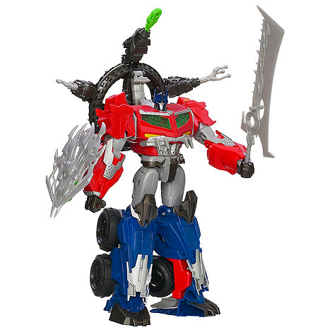 Transformers - Prime Dragon Hunter Optimus Prime