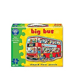 Orchard Toys - Big bus puzzle
