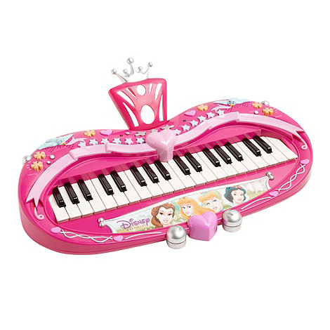 Disney Princess - Pink electronic keyboard