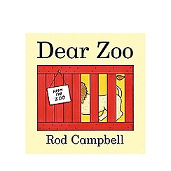 Debenhams - Dear zoo books
