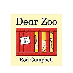 Debenhams - Dear zoo books