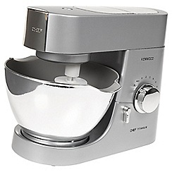 Debenhams - Little Cook Kenwood Titanium Mixer