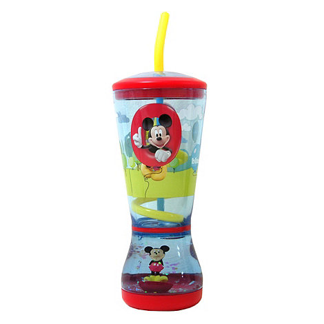 Mickey Mouse Clubhouse - Mickey Mouse glitter dome cup