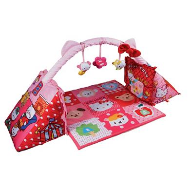 VTech Hello Kitty two-in-one playmat cube