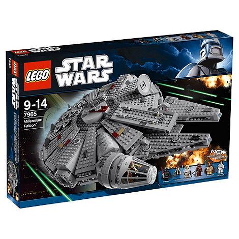 LEGO - Star Wars Millennium Falcon building set - 7965