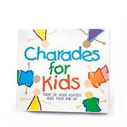 Charades for kids game