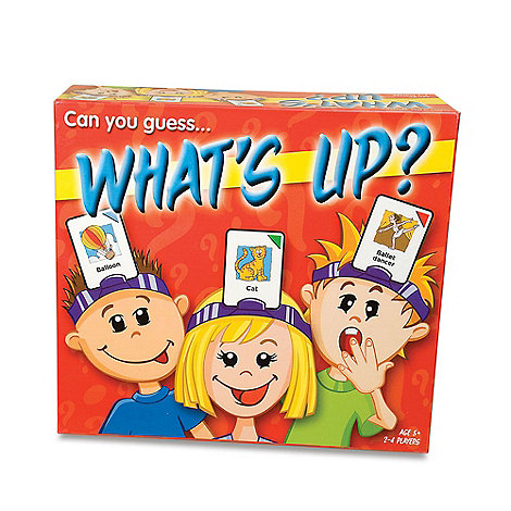 Paul Lamond Games - What+s up? game