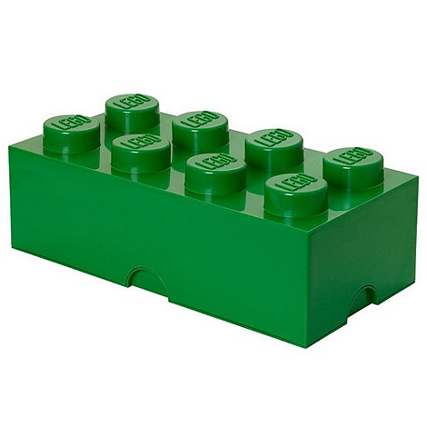 LEGO - Green storage brick - 40041734