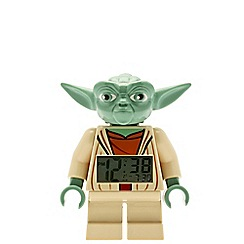 LEGO - Star Wars Yoda figure clock - 9003080