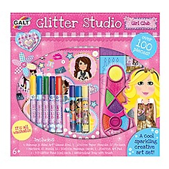 Galt - Girls club glitter studio set