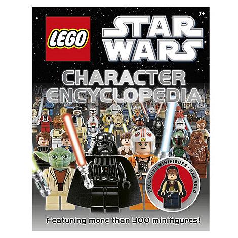 LEGO - Starwars character encyclopedia