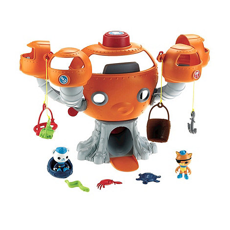 Octonauts - Octopod play set