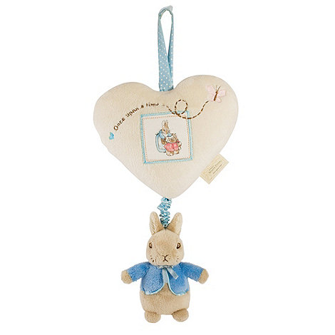 Beatrix Potter - Pull down musical toy