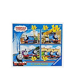 Thomas & Friends - 4 in a box puzzles