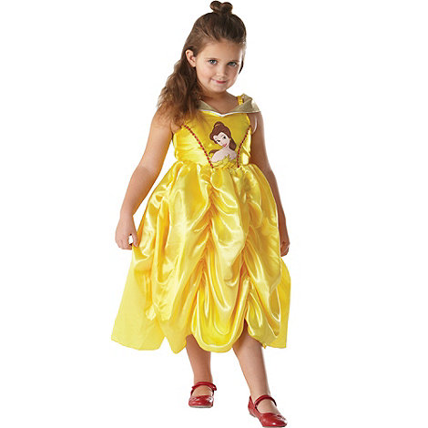 Disney Princess - Girl's Golden Belle costume