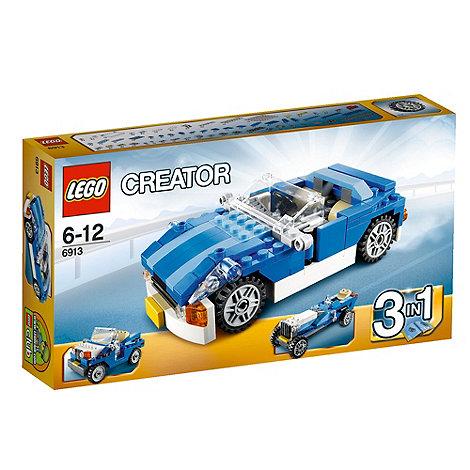 LEGO - Creator Blue Roadster - 6913
