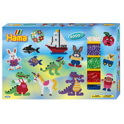 Hama - Beads giant gift box