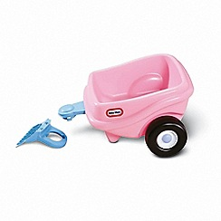 Little Tikes - Cozy Coupe Princess Trailer